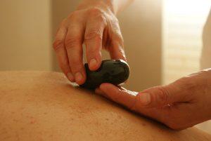 séance de massage nuru